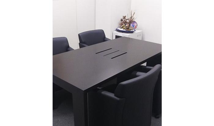 会議用テーブル 会議用イス 納品